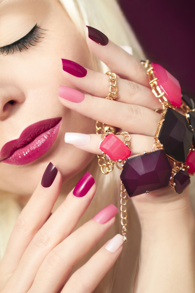Nail It! Nail Color and Design Trends for Fall - Anna salon Elite